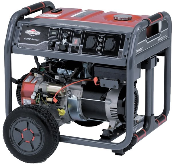 Бензогенератор Briggs&Stratton Elite 7500EA