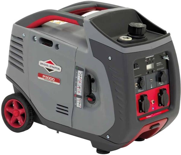 Бензогенератор Briggs&Stratton Power Smart P3000