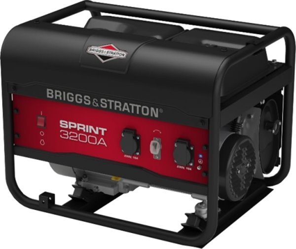 Бензогенератор Briggs&Stratton Sprint 3200A