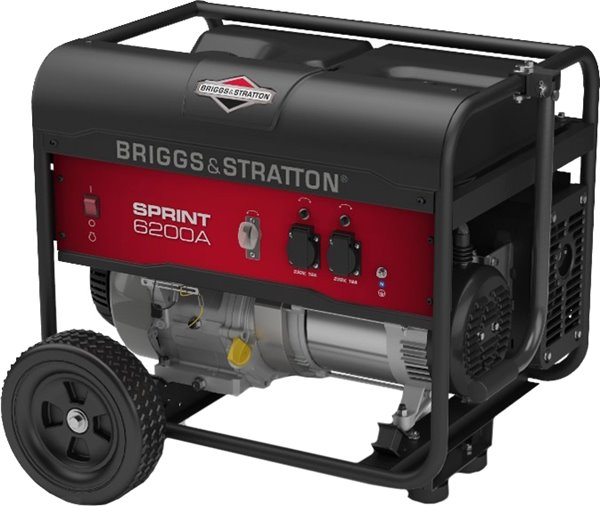 Бензогенератор Briggs&Stratton Sprint 6200A