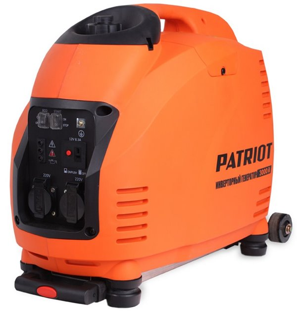 Бензогенератор Patriot 3000IL